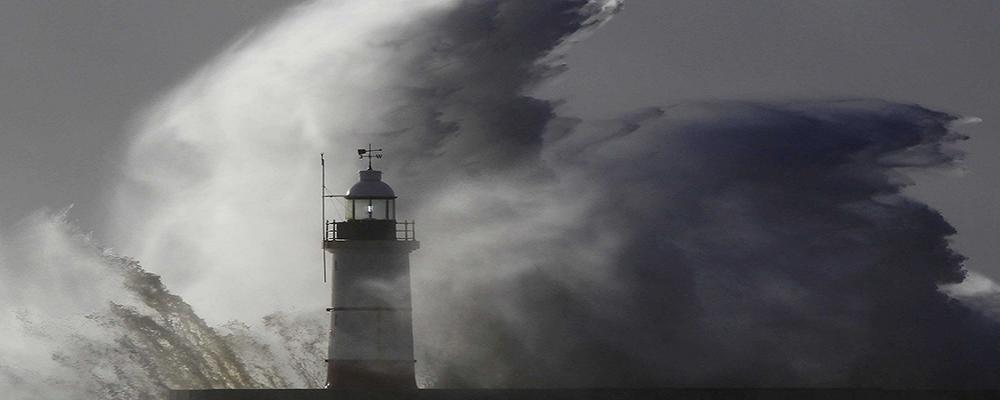 На Дальний восток надвигается мощный циклон!
