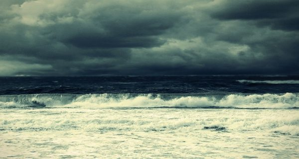 Внимание! Штормовое предупреждение! Мощный циклон будет бушевать в Японском море 25 июня
