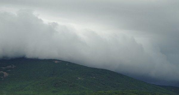 В Приморском крае начинается неустойчивый характер погоды