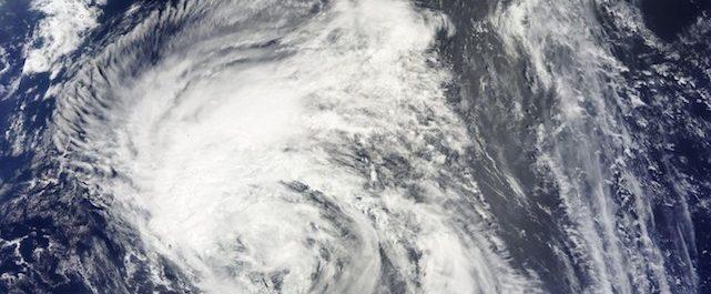Тропический шторм Chanthu «Чантху» идет на Сахалин.