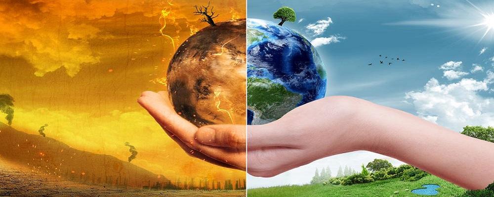 Потепление на планете Земля