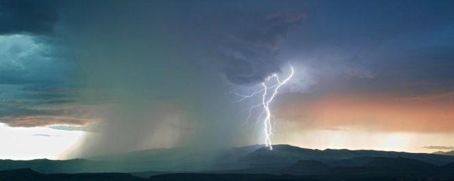 12 и 13 мая ожидается ухудшение погоды.