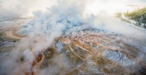 Йеллоустонский вулкан - ситуация накаляется