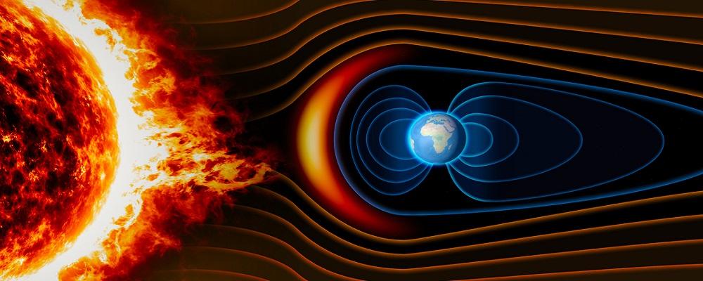 В начале июня на Земле ожидается магнитная буря