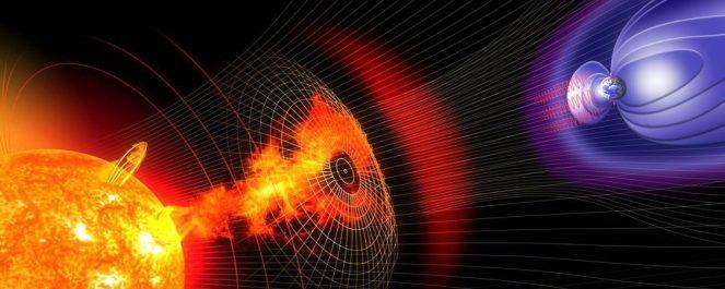 Прогноз космической погоды на май 2018 года