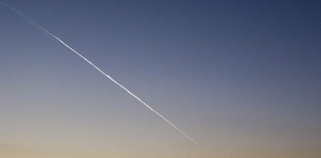 Метеор пролетел 25 мая в Приморском крае