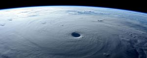 Тайфуны в Приморском крае с 1971 по 2000 год