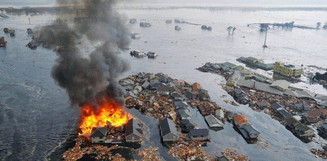 Самые сильные землетрясения за пол века на Дальнем Востоке