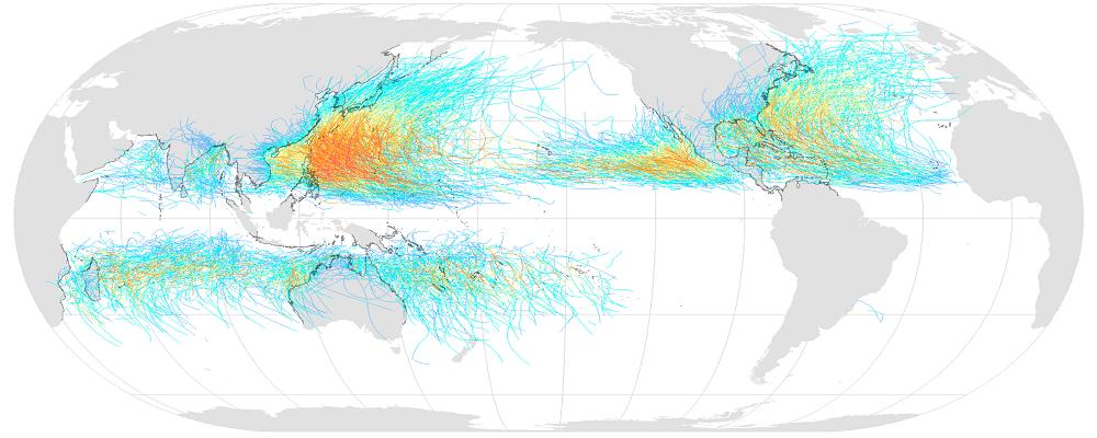 Тропические циклоны