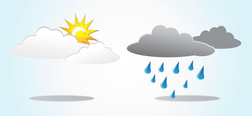 В Приморском крае пройдут кратковременные дожди и похолодает