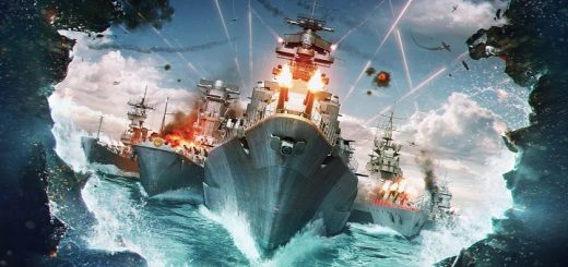 "Акция ""Имей 100 друзей"" на World of Warships"