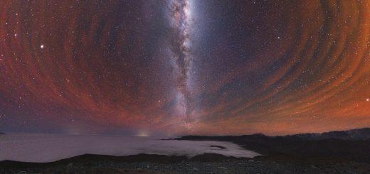Собственное свечение атмосферы Земли