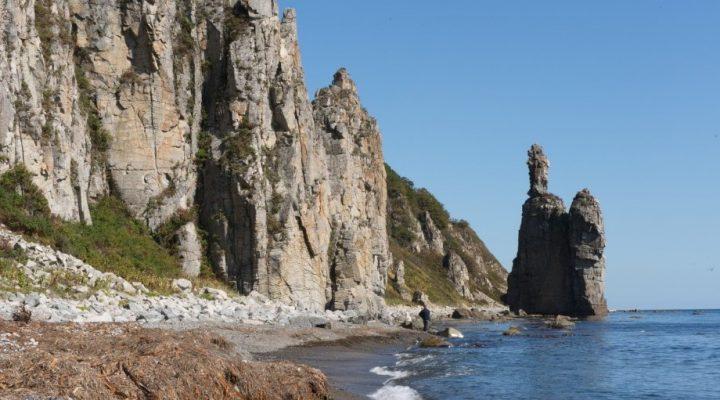 Древние вулканы Приморского края