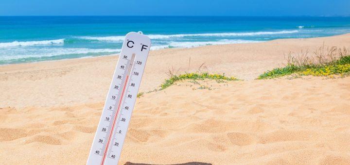 В Приморье ожидается очень жаркая и душная погода. Местами пройдут ливни и грозы