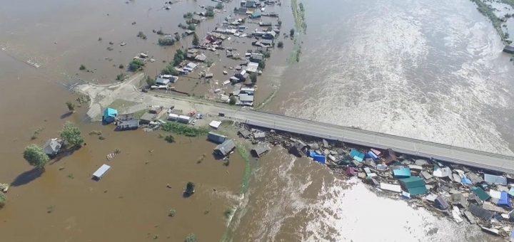 Последствия и причины катастрофического наводнения в Иркутской области