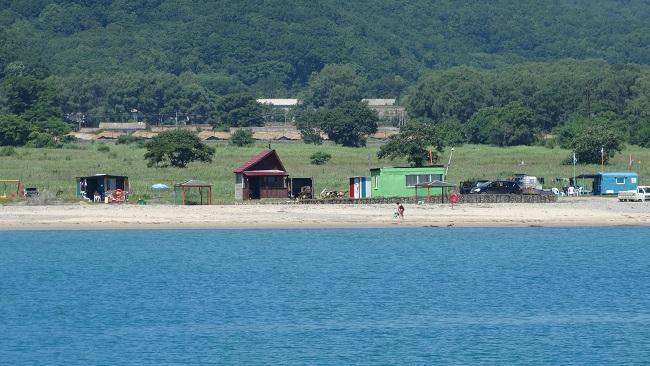 Пляж Колдун