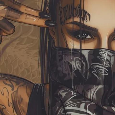 Рисунок профиля (Яна Сергеевна)