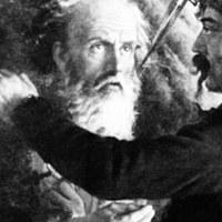 Рисунок профиля (Иван Сусанин)